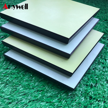 Amywell waterproof compact toilet cubicle partition phenolic formica sheet hpl door laminate