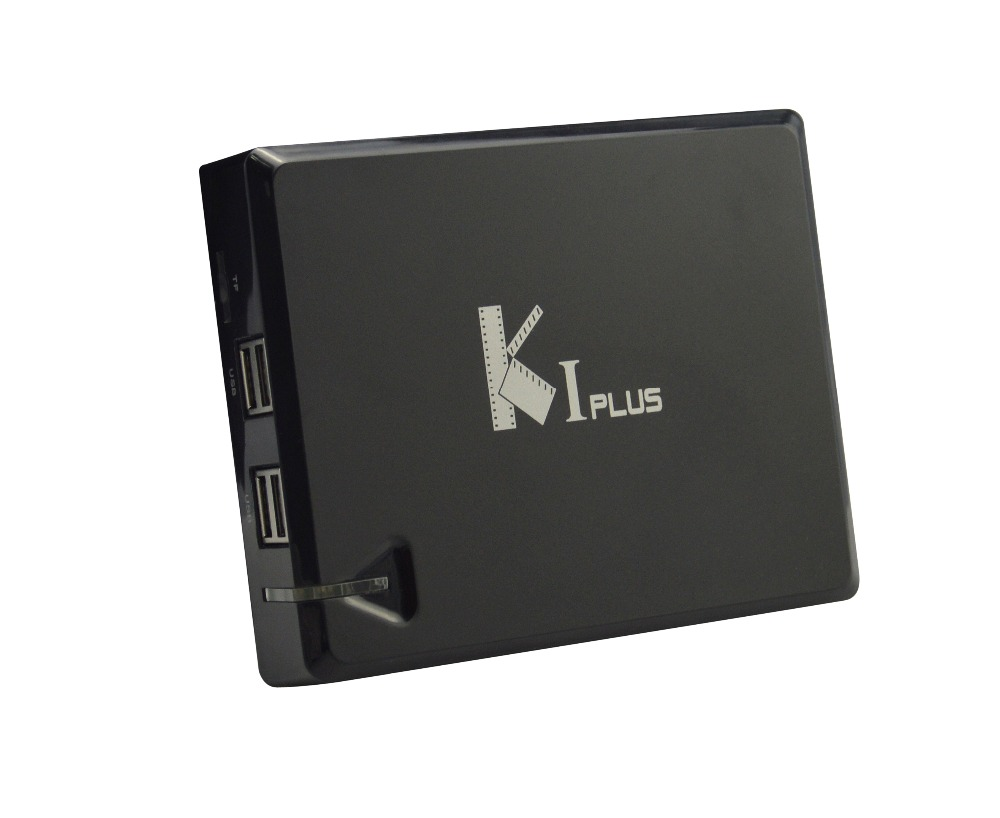 Smart tv box android K1 Plus DVB T2 & S2 tuner S905 1G 8G Android tv box