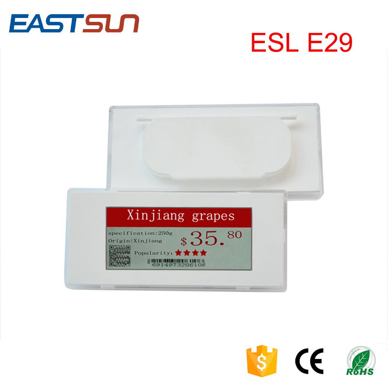 Supermarket price tag E-paper Tag electronic shelf label