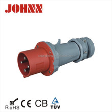 Hight Quality Waterproof Industrial Socket and Plug With Rohs CE