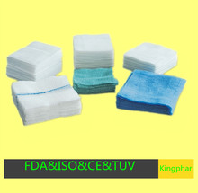 Health Medical Manufacturer Hospital Medical Consumables Non Woven Gauze Swabs