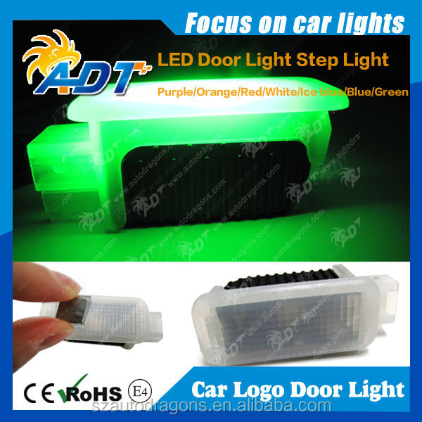 Newest product Original for OS LED RGB automobile door lamp laser projector logo light kit