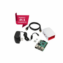 Raspberry Pi 3 Starter Kit with Micro SD Card+Case+5V 3A Adapter for Raspberry Pi