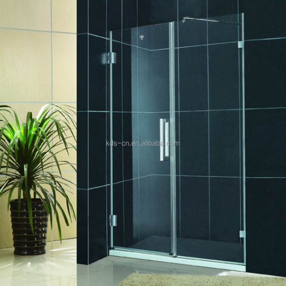 Foshan Supplier SS304 Small Size Portable Shower Screen