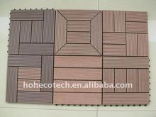 Different DIY models to choose wpc tile WPC flooring wood flooring