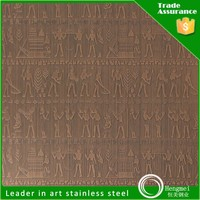 Low Cost Etching 3Cr12 Stainless Steel Sheet For Decoration