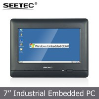 LCD panel all in one tablet industrial panel touch screen wince 6.0 hom automation embedded pc
