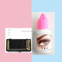 Private label,Korea false lash,eyelash extension glue products wholesale job lots