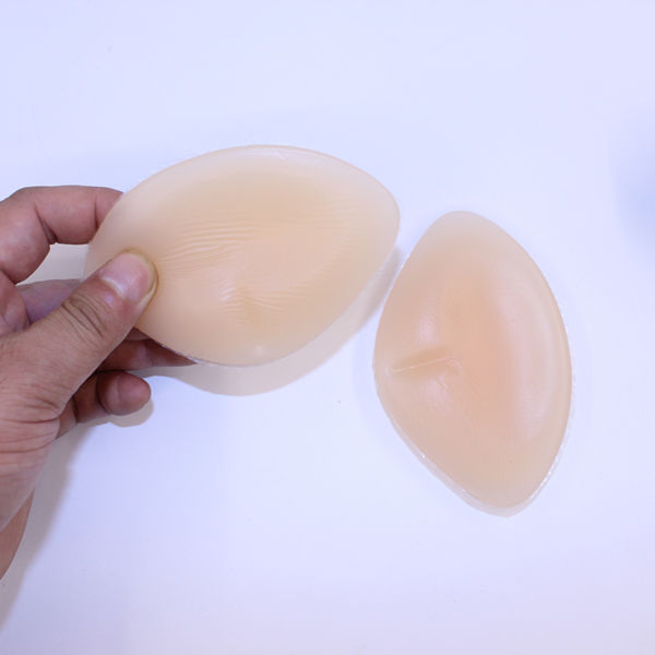 2018 Women Push Up Silicone Bra Inserts Invisible Pads Breast Enhancer Inserts Chest Pad For Sexy Dress Bikini Swimsuit