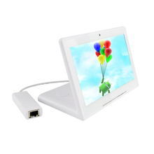 Android Wifi 7 inch LCD Media Android Advertising Player with USB Host 2.0 for POS Kiosk