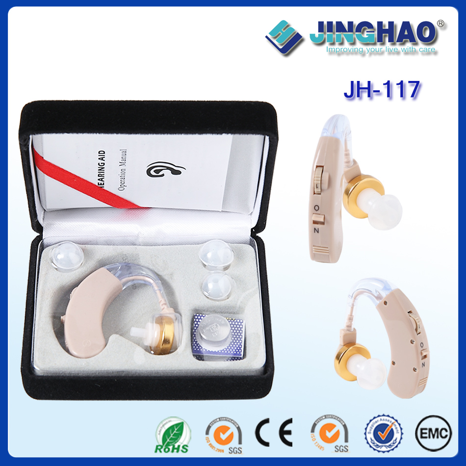 good tv amplifier hearing aid for elderly / the aged / age for ear equipment