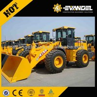 5 ton Mechanical XCMG LW500FN Front End Loader Prices
