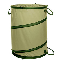 Multifunction gardening bag pop up rolling washable laundry hamper