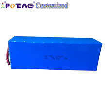 OEM E-bike 24 volt 10Ah lithium ion 18650 rechargeable car battery pack for inverter 24v 500W 1000W dc motor UPS power