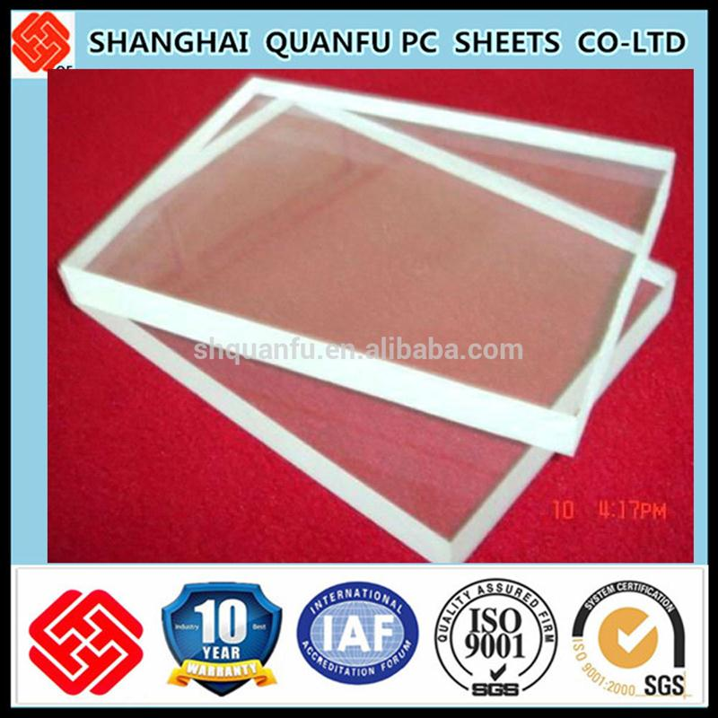 2016 factory production makrolon material 16mm polycarbonate hollow sheet