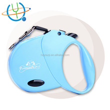 Dog pet product retractable dog trainer leash/collar