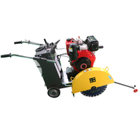 Portable road repair pavement saw concrete cutting machine for sale