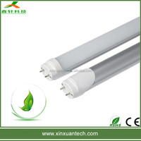 AC100-240V 18W led T8 tube light 4FT/120CM office lighting fixture 2700-6500K