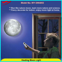 Fashion moon shaped novelty indoor wall light