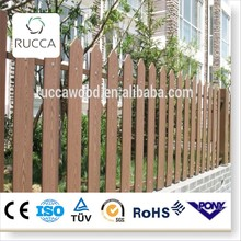 2016 WPC wood cheap fence posts from Foshan China factory directly sale