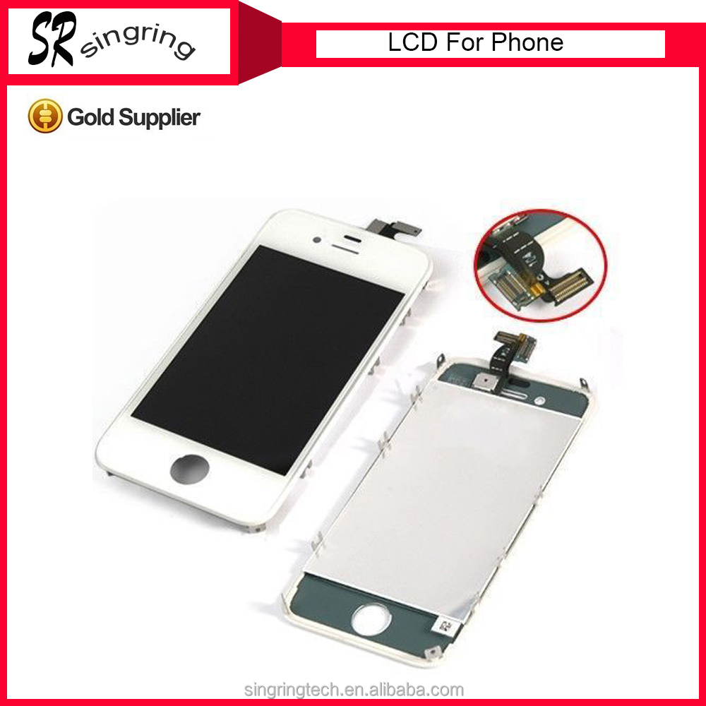 Flex cable display touch screen digitizer for iphone 5 lcd tester
