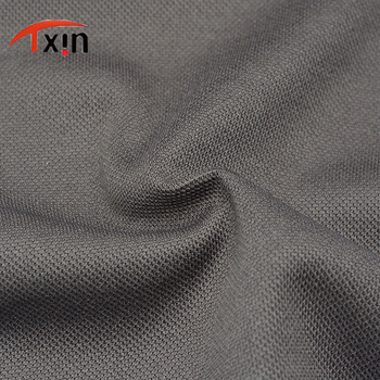 Weft knitted 100% Polyester Fabric For Insole Pad, tear resistant fabric
