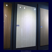 2015 ZH high gloss UV plastic sheet for cabinet