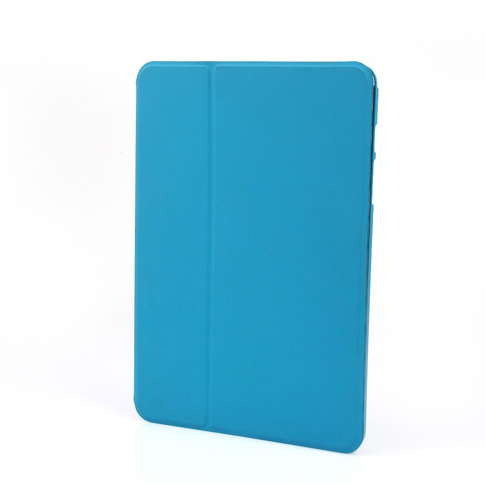 Blue tablet leather case cover for ipad mini universal