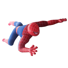 cool inflatable Spiderman decoration , party inflatable decoration ,inflatable spiderman for kids