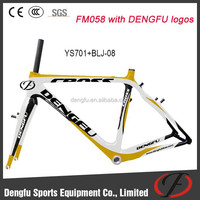 Carbon bike frame for cyclocross bicycle Dengfu FM058