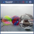 Colorful durable inflatable water ball,PVC inflatable water rolling balloon,water walking ball for sale