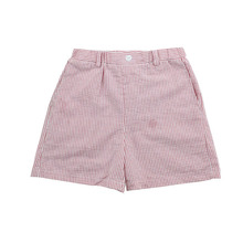 2017New design Wholesale sequin shorts for children girls seersucker shorts wholesale children clothes