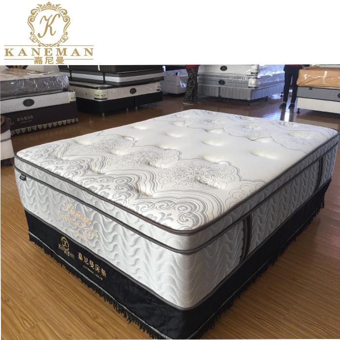 13 inch high luxury spring mattress wholesale compress - Jozy Mattress | Jozy.net