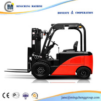 CE proved tcm forklift price 3 ton mini electric forklift for sale