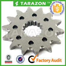High performance front steel sprocket for CR CRF 125 250 450 500
