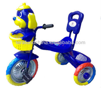 Baby pedal tricycle children toy car