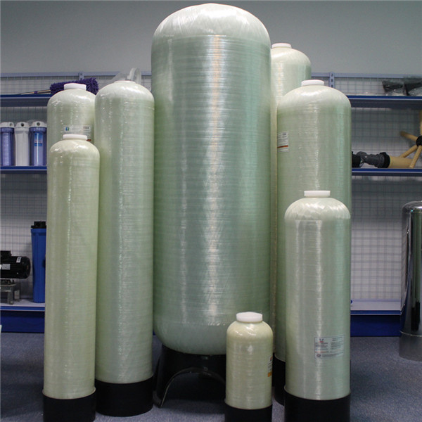 All size be customized pressure frp water filter tank / water storage FRP tanks for water treatment