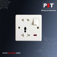 13 Amp Multi-function Switch And Socket
