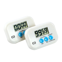 Digital LCD Count Down Up Kitchen Alarm Clock Magnetic Timer
