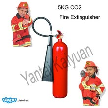 Portable CO2 5KG Fire Extinguisher, Free get 2015 fire extinguisher price list !!