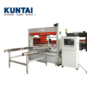 automatic Sliding table cardboard die cutting punching machine