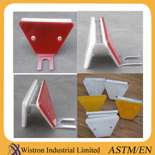 High Visible Reflective Road Delineator/Guardrail Road Reflector