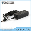 hot new products MINI Charger travel replacement laptop adaper for Dell 19.5V 4.62A with high quality