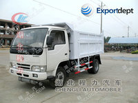 second hand dongfeng 3 ton dump truck for sale with factory price