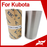 Cylinder liner for Kubota D950 tractor diesel engine use
