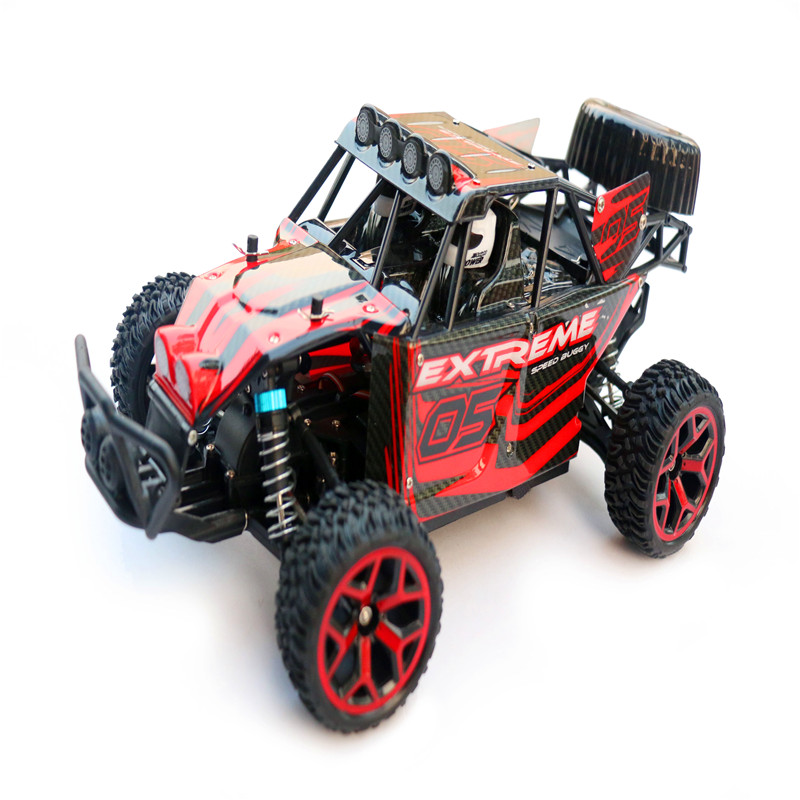 Chiantopwin 1:18 2.4G 1/4 scale powered speed king 4wd rc car