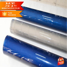 PVC super clear film pvc packaging material for bag making