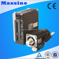 3-phase ac servo motor with integrated speed controller