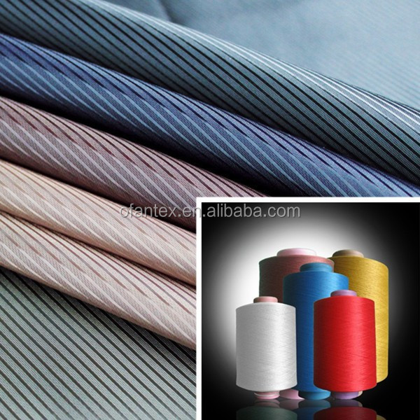 high tenacity polyester fdy yarn textile