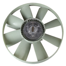 White Fan blades Truck fan 2K91227 Engine Cooling System